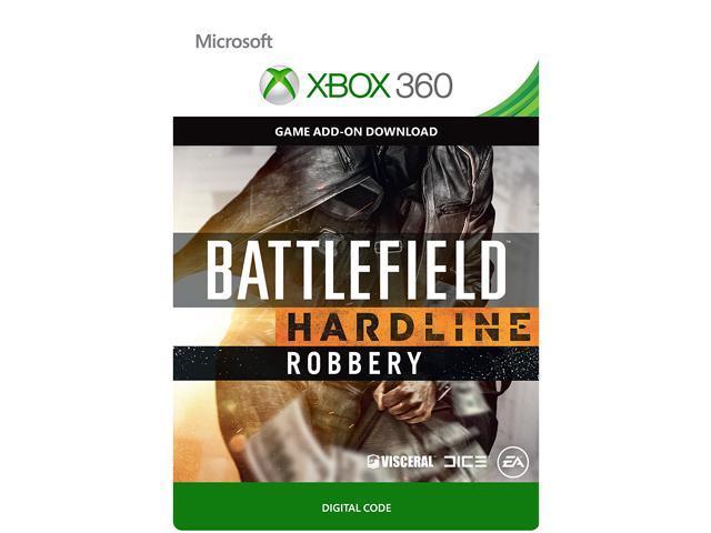 Battlefield: Hardline Robbery - XBOX 360 [Digital Code]
