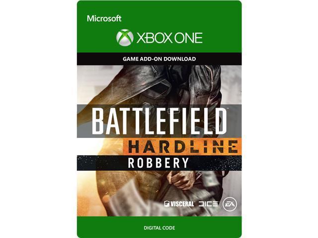 Battlefield: Hardline Robbery - XBOX One [Digital Code]