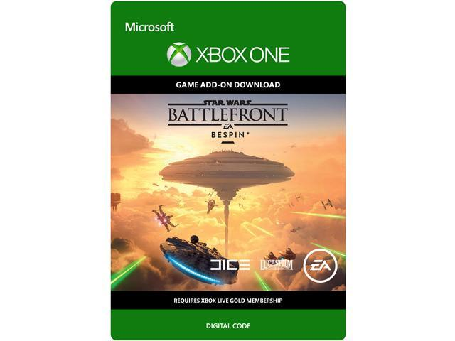 Star Wars Battlefront: Bespin Expansion Pack - XBOX One [Digital Code]