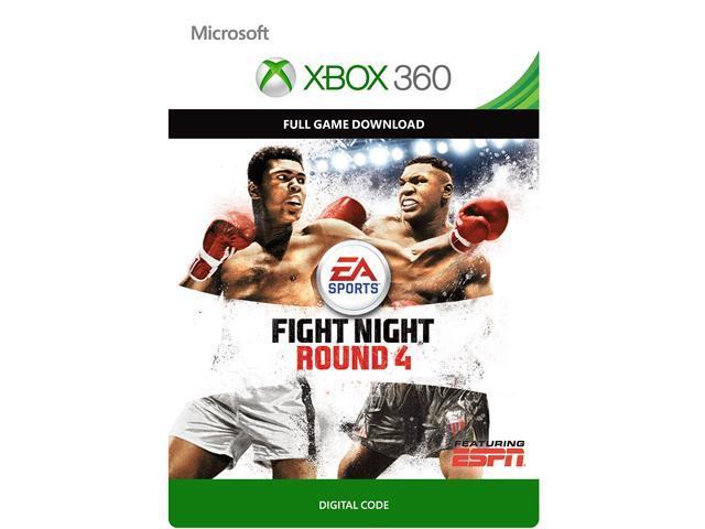 Fight Night Round 4 XBOX 360 [Digital Code]
