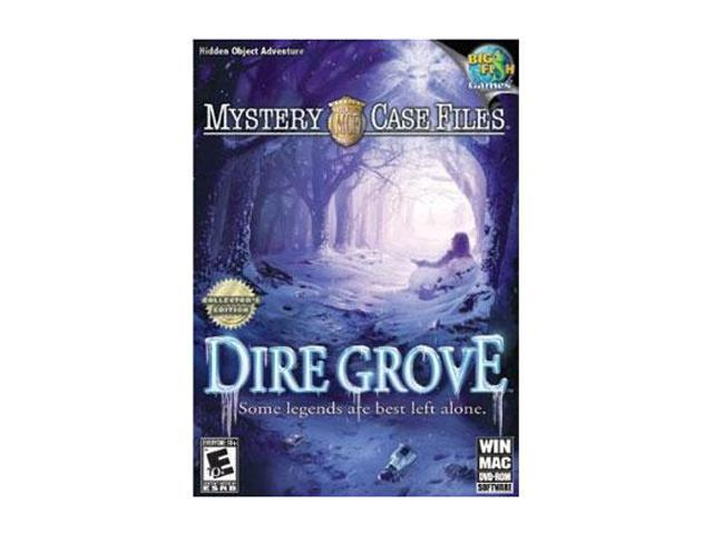 Mystery Case Files: Dire grove PC Game