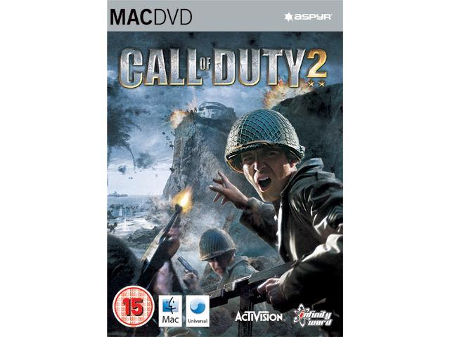 Call of Duty 2 for Mac [Online Game Code]