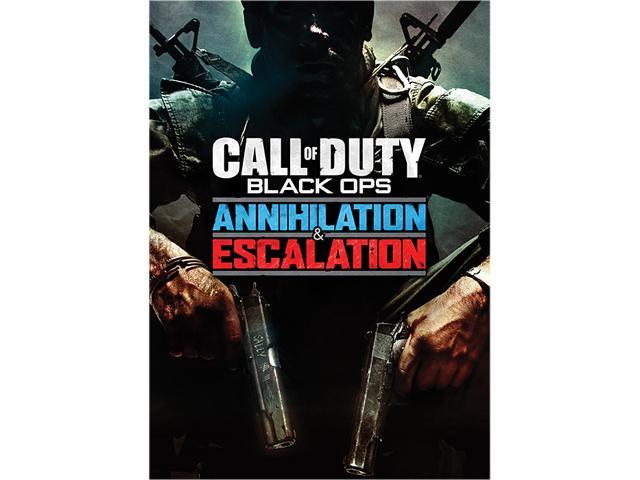 "Call of Duty: Black Ops ""Annihilation & Escalation"" DLC for Mac [Online Game Code]"