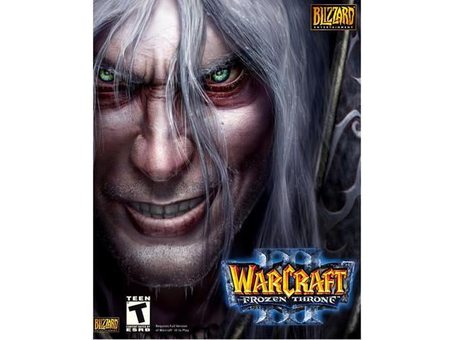 WarCraft III Frozen Throne PC PC Game