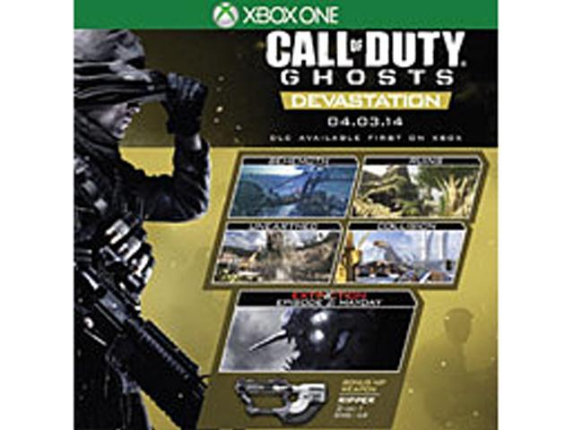 Call of Duty: Ghosts - Devastation Map Pack DLC  [XBOX Live Credit]