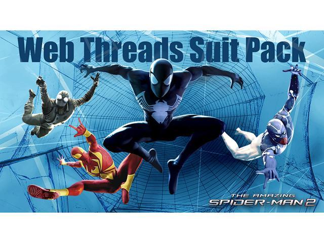 Amazing Spider-Man 2 - Web Threads Suit Pack [Online Game Code]