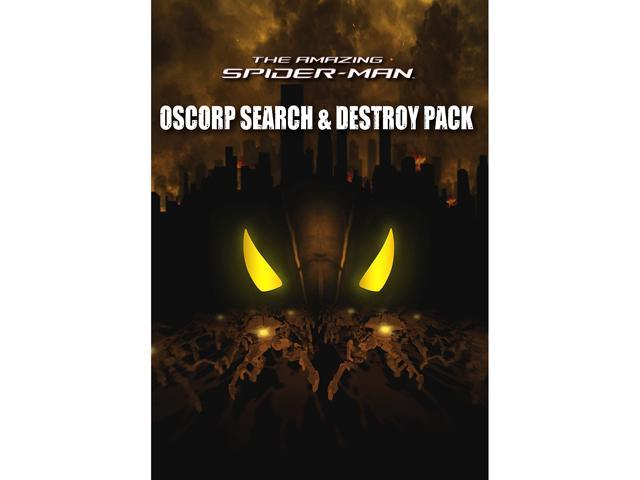 Amazing Spider-Man Oscorp Search and Destroy Pack [Online Game Code]