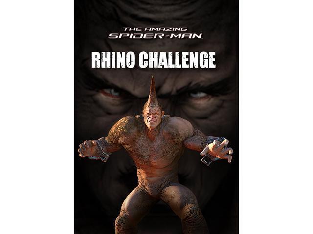 Amazing Spider-Man Rhino Challenge [Online Game Code]