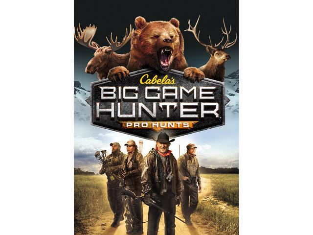Cabela's Big Game Hunter: Pro Hunts [Online Game Code]