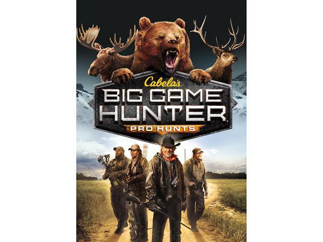 Cabela's Big Game Hunter: Pro Hunts [Online Game Code]