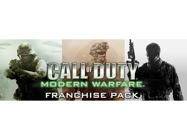 Call of Duty: Modern Warfare Franchise Pack [Online Game Code]