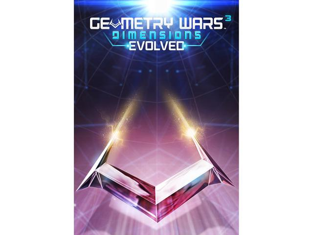 Geometry Wars 3: Dimensions Evolved [Online Game Code]