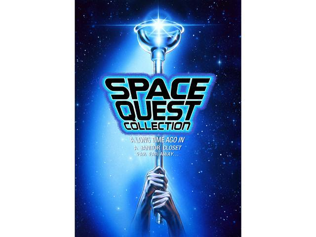 Space Quest Collection [Online Game Code]