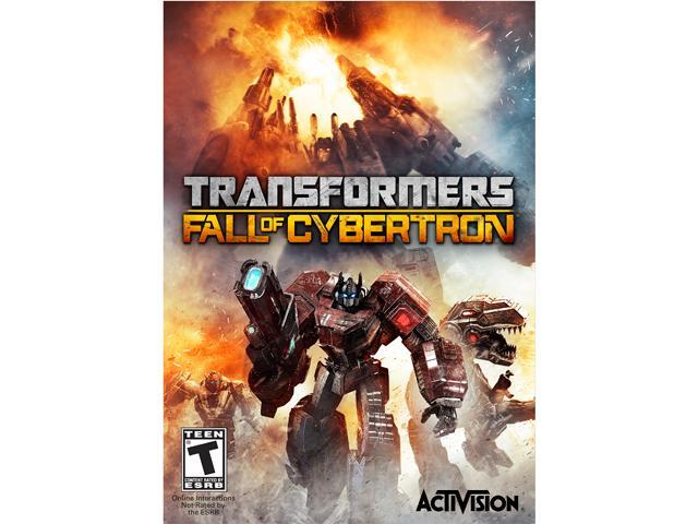 Transformers: Fall of Cybertron [Online Game Code]