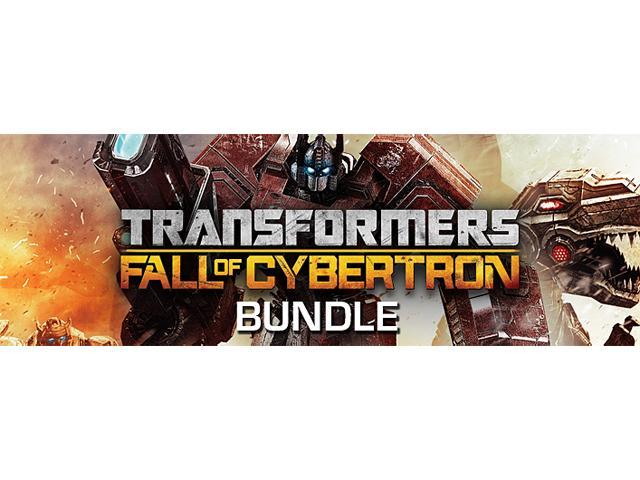 Transformers: Fall of Cybertron Bundle [Online Game Code]