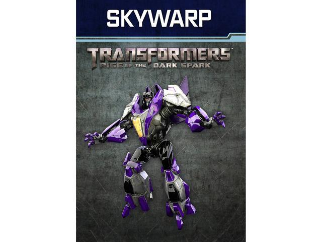 Transformers: Rise of the Dark Spark - Skywarp Characters [Online Game Code]