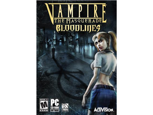 Vampire: The Masquerade - Bloodlines [Online Game Code]