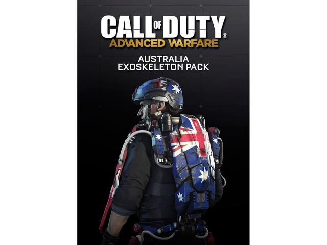 Call of Duty: Advanced Warfare - Australia Exoskeleton Pack [Online Game Code]