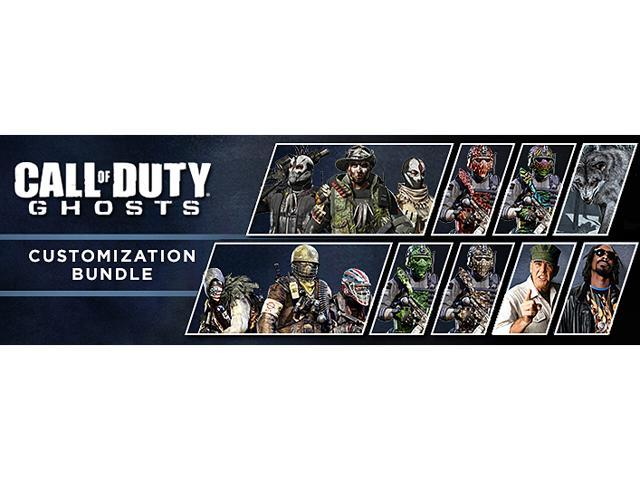 Call of Duty: Ghosts Customization Bundle [Online Game Code]