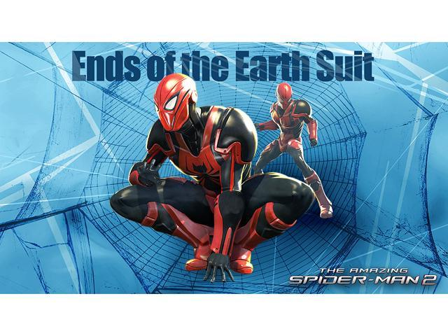 Amazing Spider-Man 2 Ends of the Earth Suit [Online Game Code]