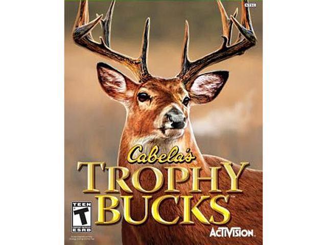 Cabela's Big Game Hunter: Trophy Bucks [Online Game Code]