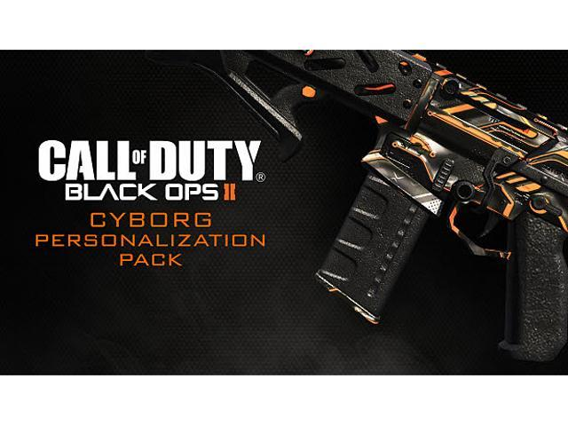 Call of Duty: Black Ops II Cyborg Personalization Pack [Online Game Code]