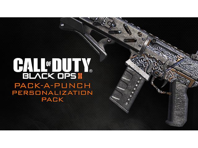 Call of Duty: Black Ops II Pack-A-Punch Personalization Pack [Online Game Code]