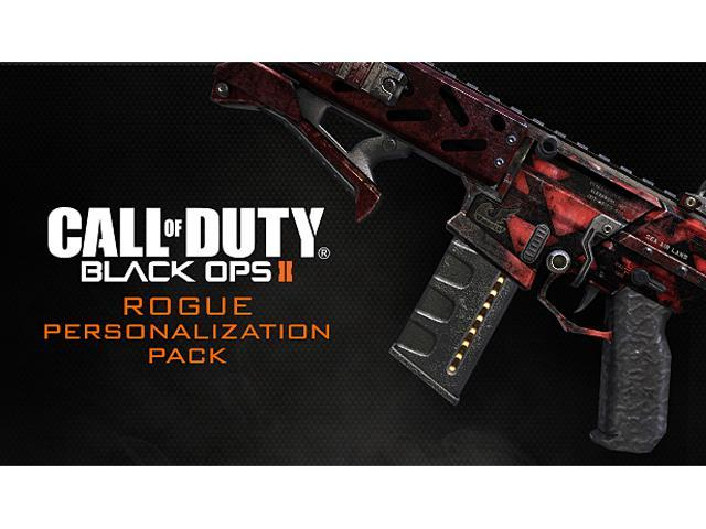 Call of Duty: Black Ops II Rogue Personalization Pack [Online Game Code]