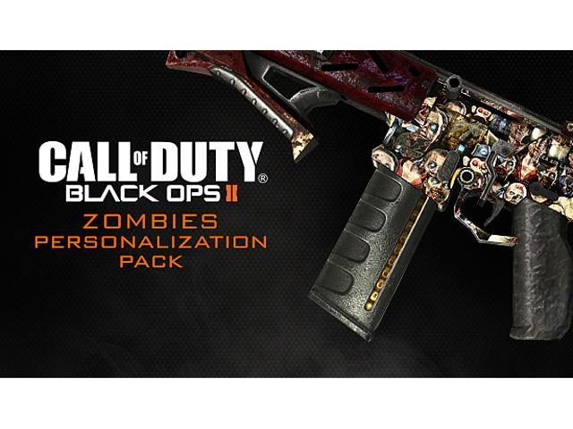 Call of Duty: Black Ops II Zombies Personalization Pack [Online Game Code]