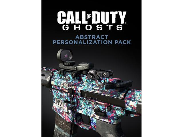 Call of Duty: Ghosts - Abstract Pack [Online Game Code]
