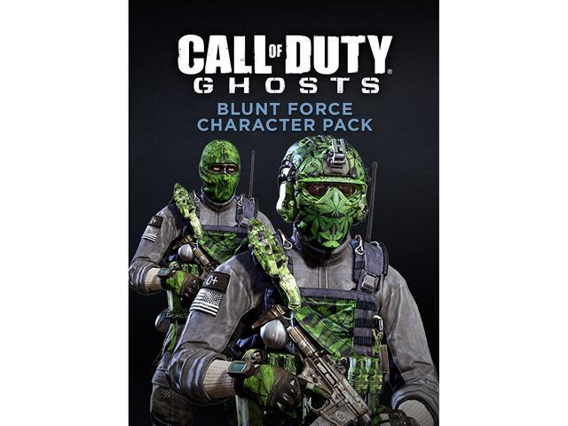 Call of Duty: Ghosts - Blunt Force Character Pck [Online Game Code]