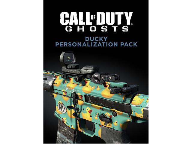 Call of Duty: Ghosts - Ducky Pack [Online Game Code]