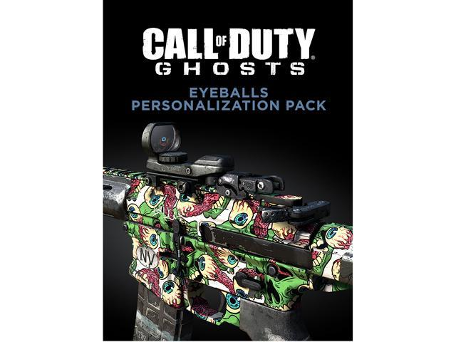 Call of Duty: Ghosts - Eyeballs Pack [Online Game Code]