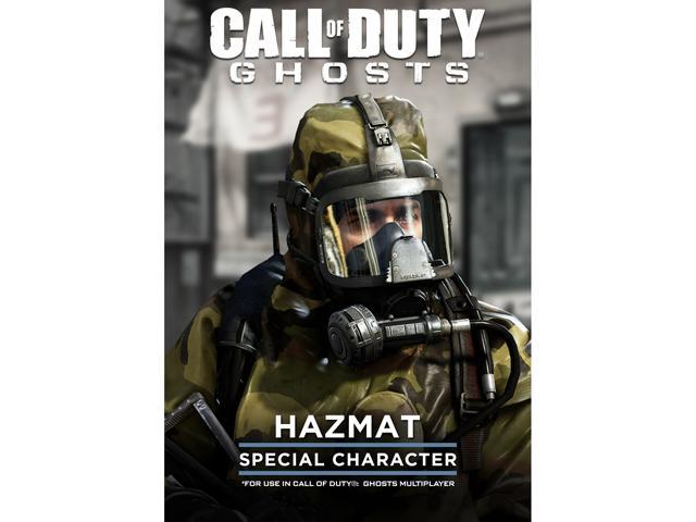 Call of Duty: Ghosts - Hazmat Special Character [Online Game Code]