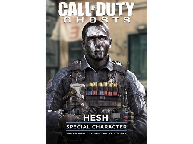 Call of Duty: Ghosts - Hesh Special Character [Online Game Code]