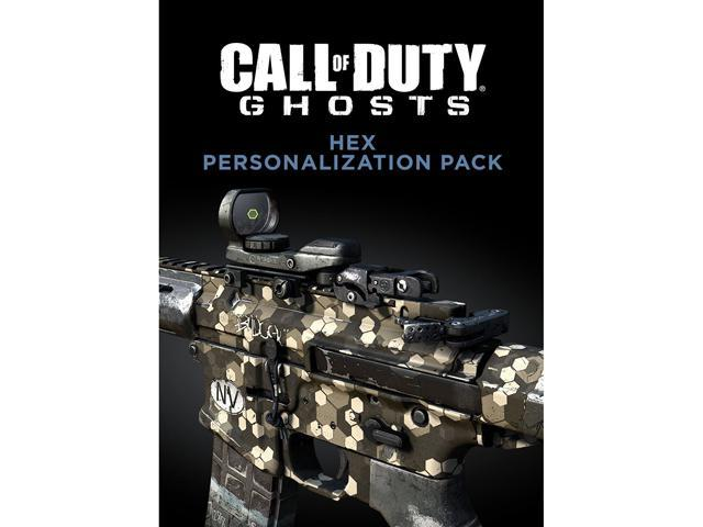 Call of Duty: Ghosts - Hex Pack [Online Game Code]