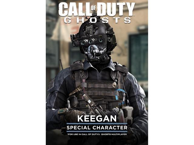 Call of Duty: Ghosts - Keegan Special Character [Online Game Code]
