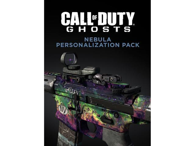 Call of Duty: Ghosts - Nebula Pack [Online Game Code]