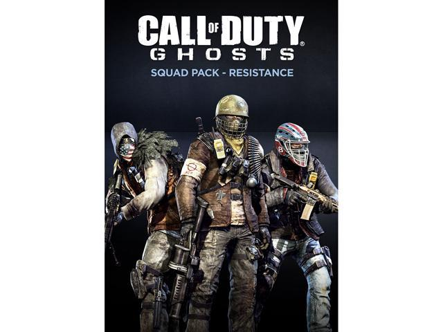 Call of Duty: Ghosts - Squad Pack - Resistance [Online Game Code]