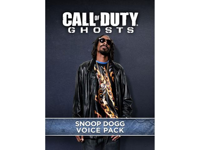 Call of Duty: Ghosts - Snoop Dogg Voice Pack [Online Game Code]