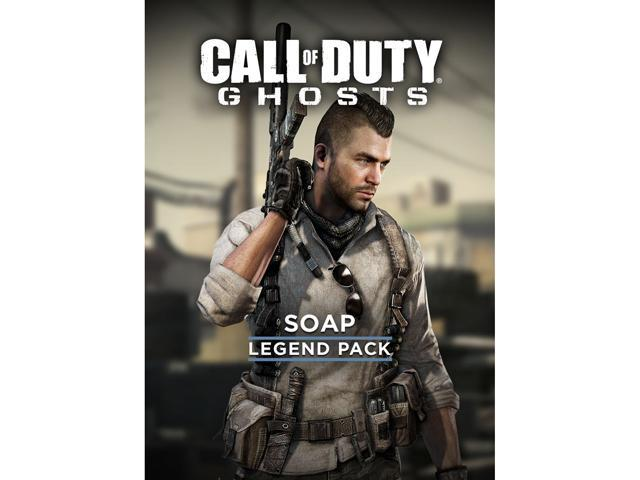 Call of Duty: Ghosts - Legend Pack -Soap [Online Game Code]