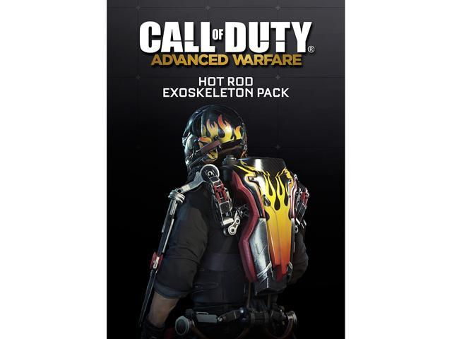 Call of Duty: Advanced Warfare - Hot Rod Exoskeleton Pack [Online Game Code]