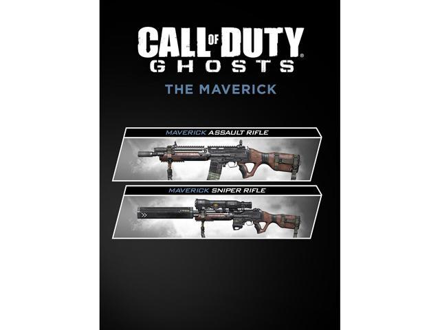 Call of Duty: Ghosts - Weapon - The Maverick [Online Game Code]