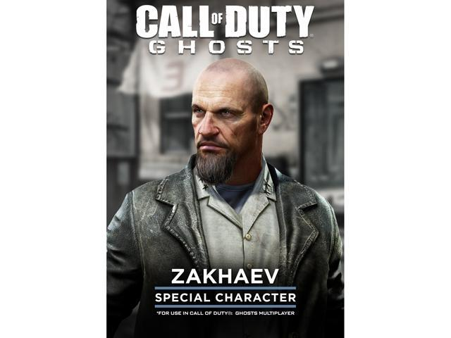 Call of Duty: Ghosts - Zakhaev Special Character [Online Game Code]