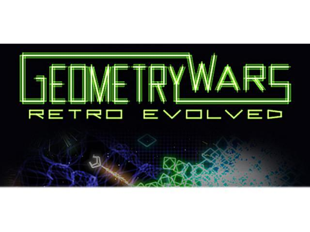 Geometry Wars: Retro Evolved [Online Game Code]