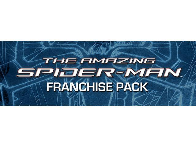 The Amazing Spider-Man Franchise Pack [Online Game Code]
