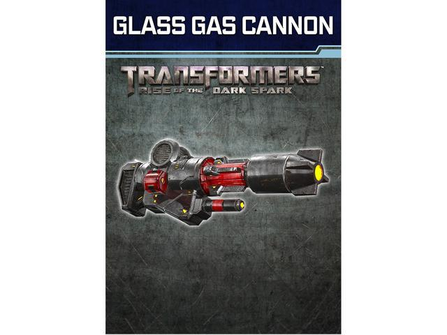Transformers: Rise of the Dark Spark - Glass Gas Cannon Weapon [Online Game Code]