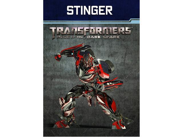 Transformers: Rise of the Dark Spark - Stinger Character [Online Game Code]