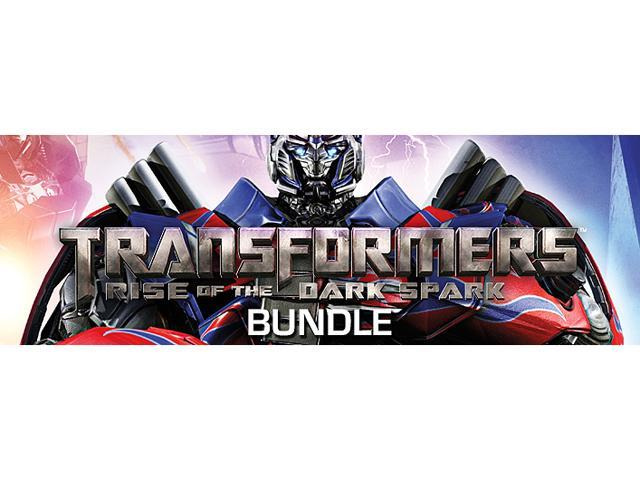 Transformers: Rise of the Dark Spark Bundle [Online Game Code]