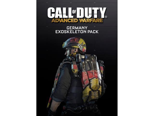 Call of Duty: Advanced Warfare - Germany Exoskeleton Pack [Online Game Code]